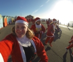 2017 Brighton Santa Dash – Race Recap
