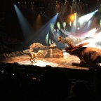 Walking with Dinosaurs – at the O2